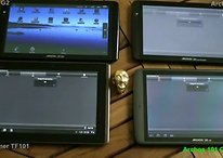 [Video] Archos 101 G9 and ASUS Eee Pad Transformer In Benchmark Fight!
