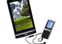 """Asus Eee Pad MeMo 3D - Tablet de 7 """" disponible a partir de enero de 2012"""