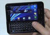 Samsung Captivate Glide - Un Galaxy S2 con teclado físico