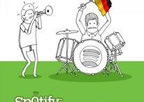 Spotify jetzt in Deutschland verfügbar