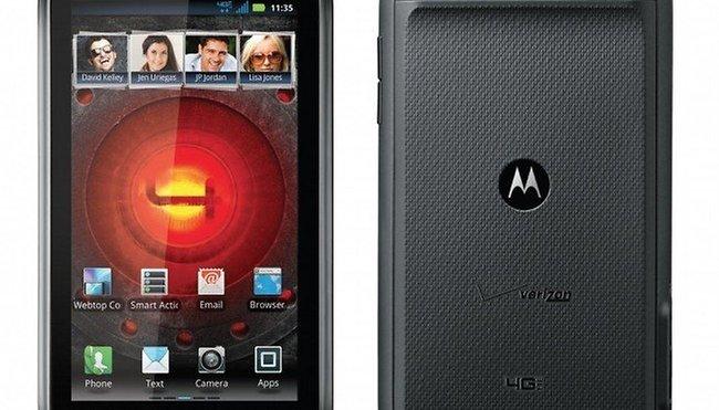 Motorola Milestone 4 – Bilder und technische Daten