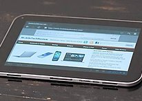 Toshiba Excite 7.7 – kompaktes Tegra 3 Tablet in der Video-Review