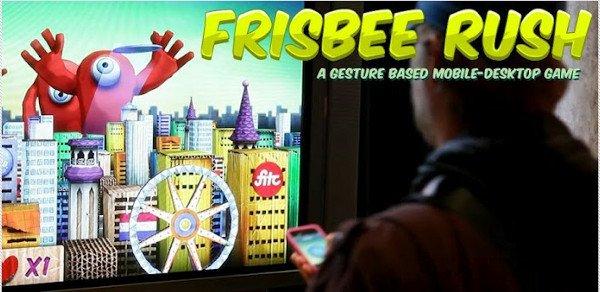 fresbee rush
