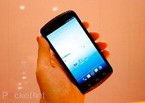 Fujitsu presenta su smartphone de 4 núcleos con pantalla a 1080p