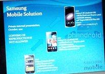 [Rumor] Nuevos datos filtrados del Samsung Galaxy S3