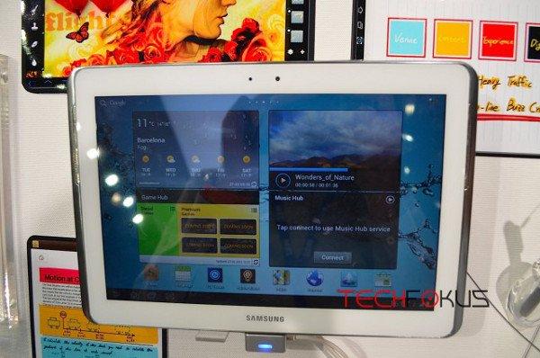 Galaxy Note 10.1 quad core
