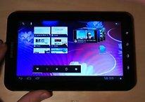Galaxy Tab mise à jour : ca fonctionne !