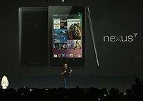 La tablette Nexus 7 : spécifications techniques, prix et images
