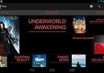 Taugt das was? - Google Movies auf dem Nexus 7 im Test