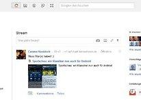 Actualización de la App de Google+ para Android