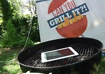 Can you grill it? - Tablets vuelta y vuelta en la barbacoa
