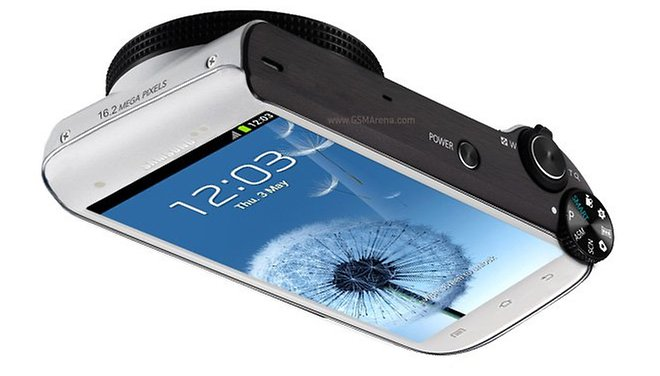 [Gerücht] 16-Megapixel-Android-Kamera von Samsung