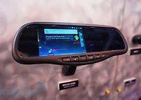 Rétroviseur Android - le futur de la conduite ?