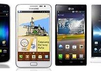 Scharfe Schnäppchen: 4 günstige HD-Smartphones im Vergleich
