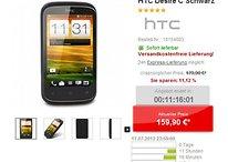 [Deal] HTC Desire C für 159,90 €