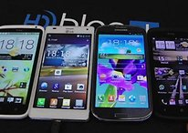[Video] HTC One X/S vs LG Optimus 4X HD vs Samsung Galaxy S3