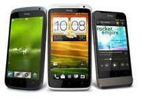 HTC One X, S und V ab 2. April in Deutschland im Handel