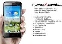 Ascend D quad – Quad-Core-Phone von Huawei kommt erst Ende Q3