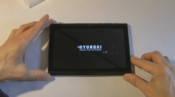 Hyundai A7 HD Android 4.0 Tablet
