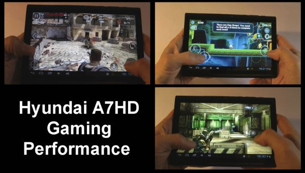 hyundai a7hd gaming performance