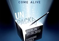 Samsung Mobile Unpacked, Galaxy Note 2 e Wim Wenders nel teaser
