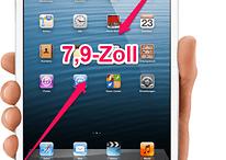 Apple: iPad mini ist kein 7-Zoll-Tablet