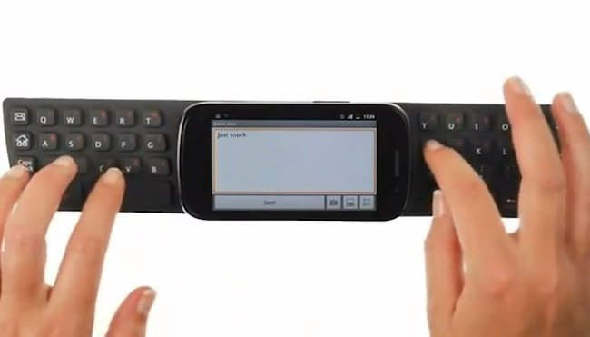 New Android Accessory: Check Out This Foldable NFC-Enabled Keyboard