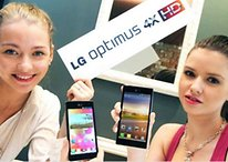 Hands-On del LG Optimus 4X HD y comparación con HTC One X