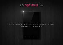 """LG Optimus Vu - smartphone de 5"""" com formato 4:3"""