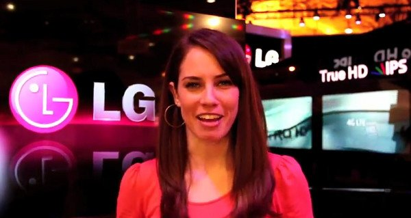 LG Girl Optimus 4X HD