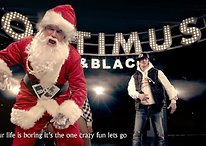 "[Video] LG Optimus 3D & Optimus Speed im ""Weihnachts Rap"""