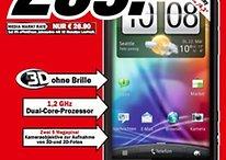 Media Markt Deals – EVO 3D für 269 € und weitere Androiden