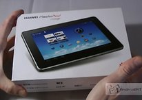 Huawei MediaPad - Déballage et premières impressions