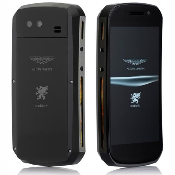 Luxury Android Phone from Aston Martin