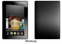 [Rumor] Amazon's Android Tablet Will Be Called Fire and Will Look Like BlackBerry Playbook