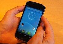 Ne ratez pas le Nexus 4 en vidéo !