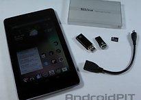 [Tipp] Das Nexus 7 mit Festplatten, USB-Sticks und micro-SDs nutzen