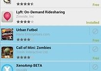 Google Play Store: Update bringt neue Funktionen