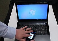 Integrated NFC In Laptop Trackpad? Data Transfer Made Easy