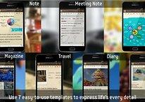 [Vídeo] ICS y Premium Suite para el Samsung Galaxy Note