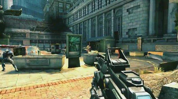 N.O.V.A 3 Gameplay Video