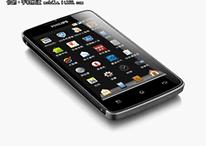 """4.3"""" Android 4.0 Smartphone mit 2400 mAh Akku und Dual-Sim von Philips"""