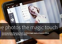 "[Vídeo] Photoshop Touch - ""verdadera"" aplicación de Adobe Photoshop para Android"