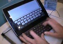 Hands On Videos der neuen Asus Tablets
