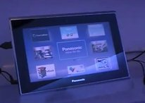 [Video] Panasonic Viera Android Tablet