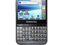[Video] Samsung Galaxy Pro – Androidphone im BlackBerry Style von Samsung