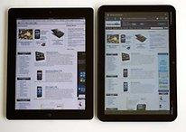 [Video] Motorola Xoom Android 3.0 Tablet und iPad 2 im Vergleich