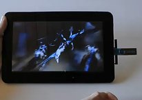 """[Video] """"ViewSonic ViewPad10s"""" Android 2.2 Tablet mit Tegra 2 – Videos, Display & Games"""