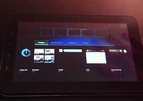 "[Video] Honeycomb auf dem 7"" Samsung Galaxy Tab"