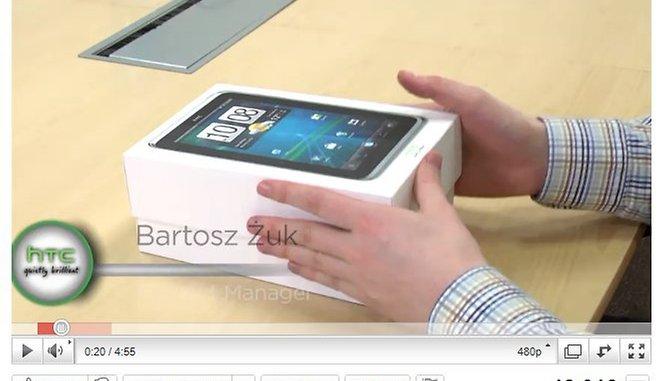 """[Video] Das HTC Flyer - 7"""" Android 2.3 Tablet mit Stylus - wird ausgepackt - UPDATE: ab 9. Mai europaweit erhältlich"""